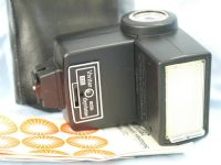 ' 272 ' Vivitar 272 Professional Camera Flash Cased + Inst  £9.99